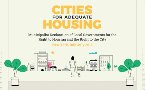 Imagen Cities for housing